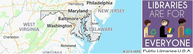 Maryland Public Libraries by County